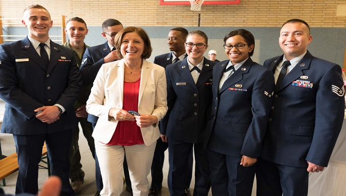 Airmen invited for Rheinland-Pfalz celebration